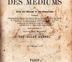 Le livre des médiums