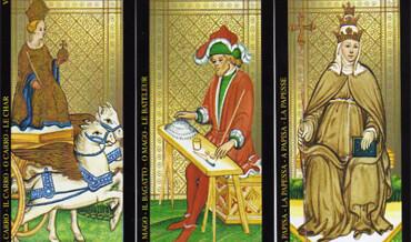 Les mystères du Tarot des Visconti-Sforza
