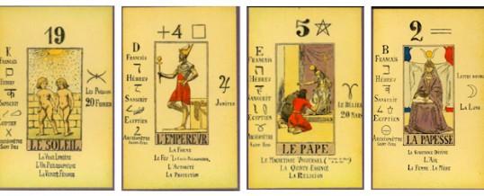Le Tarot des Bohémiens du Docteur Papus