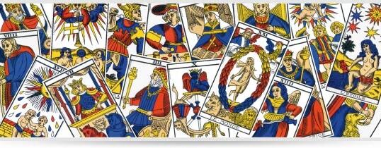 Les cartes… à l'endroit ou à l'envers ?