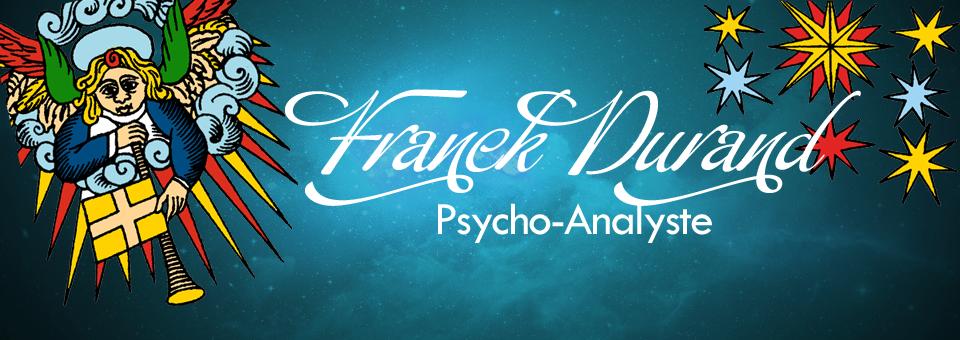 Franck Durand Psycho-analyste