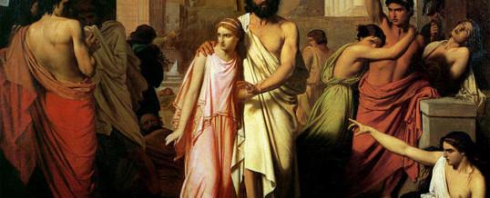 Interprétation psychanalytique du mythe d'Œdipe